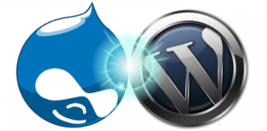 drupal ou wordpress